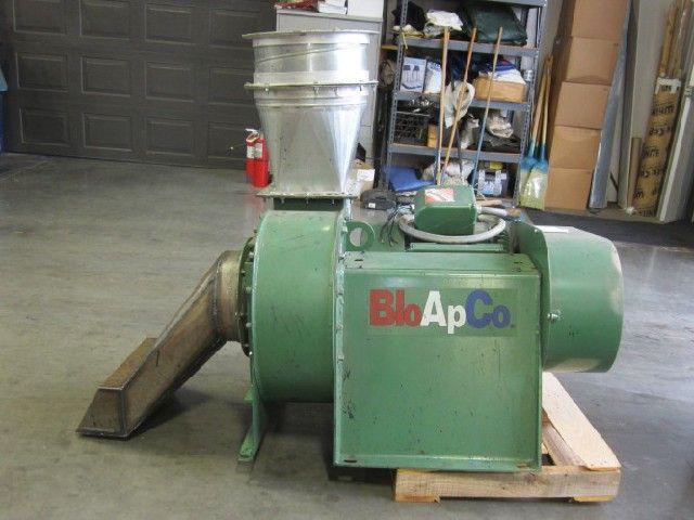 BloApCo 25-2, Trim blower