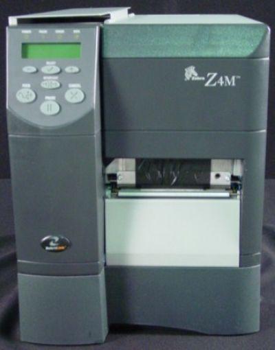 Zebra Technologies Z4M Barcode Label Printer