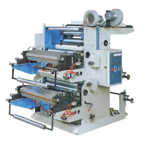 Fubang 1   FB Double-color Flexography Printing Machine