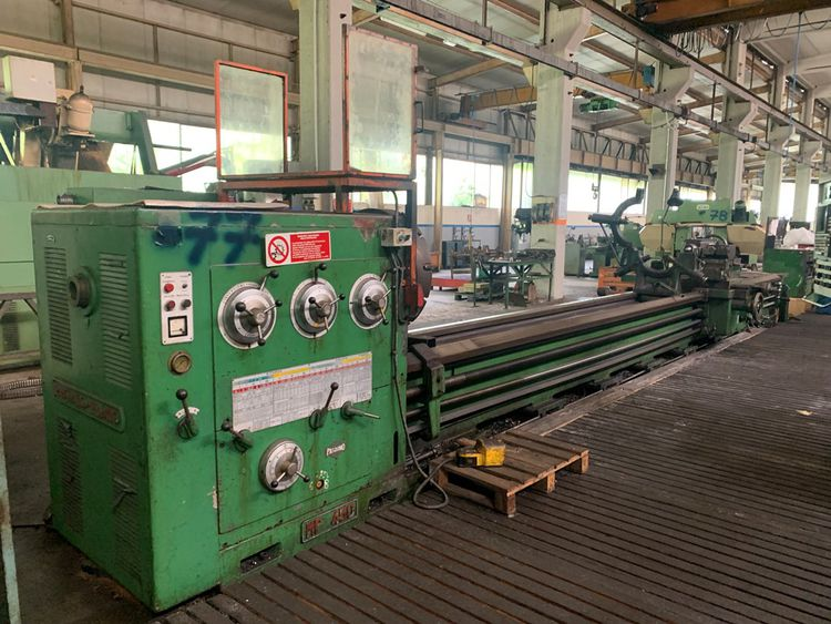 Pasquino Engine Lathe Variable NDS 450