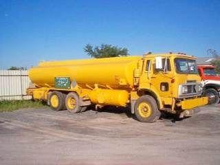 Eastway IH4.8K Fuel Truck