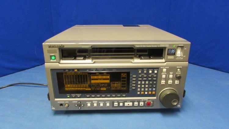 Panasonic AJ-HD3700B D5 HD VTR