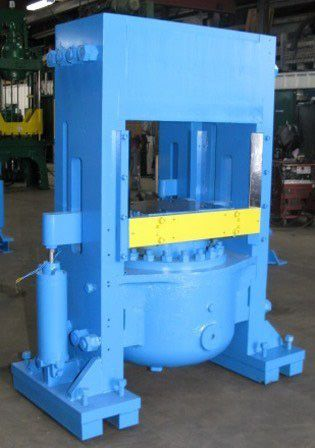 Bolling Up-Acting Presses