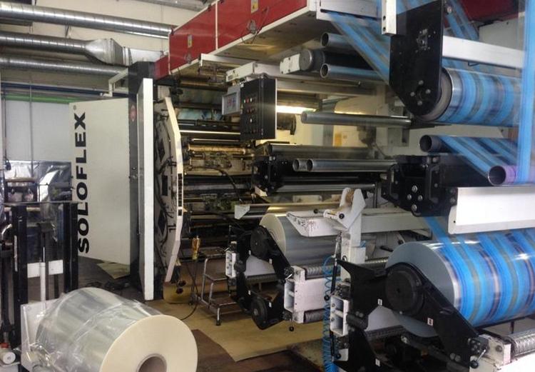 Windmoller and Holscher SOLOFLEX 8 800 mm