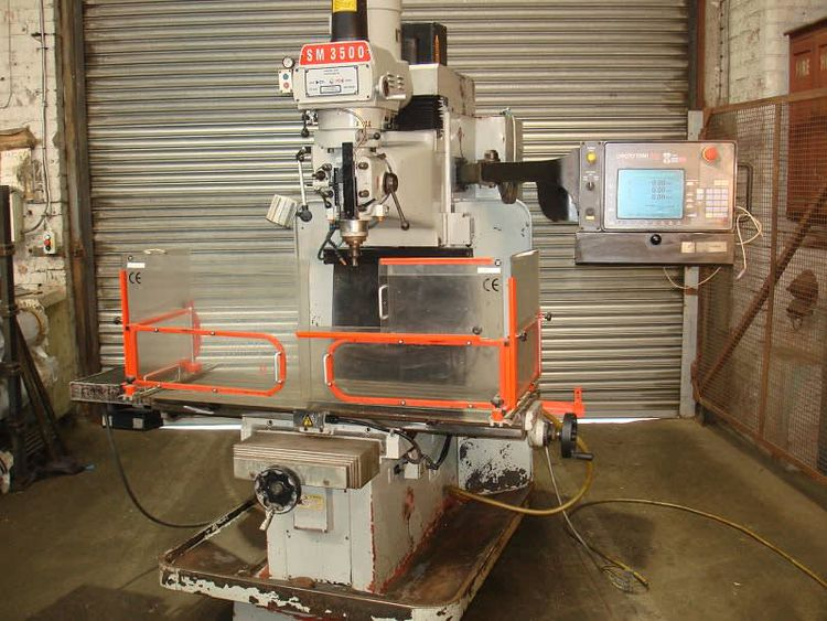 Grinders, Borers, Machining Centres, Lathes & Associated Equipment
