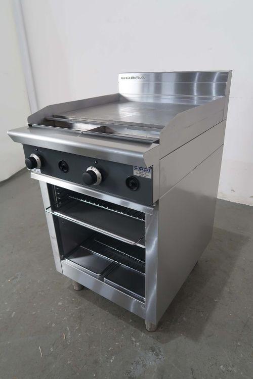 Cobra CT6, 2 Burner Griddle/Toaster