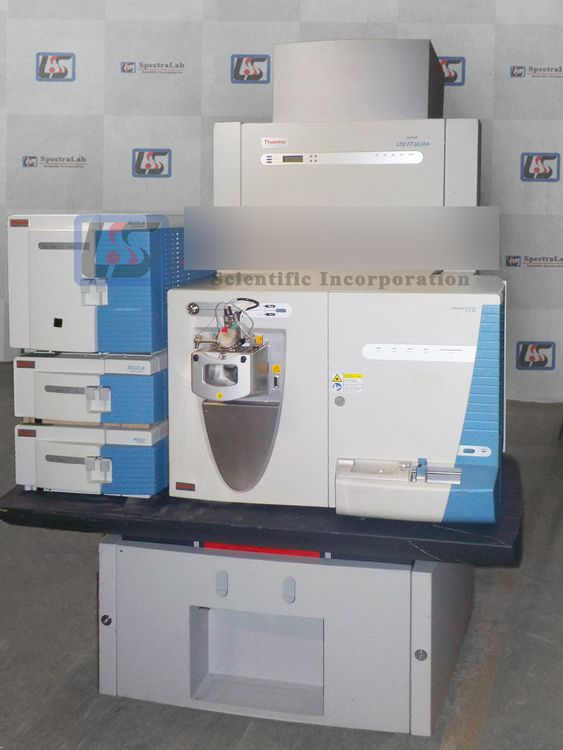 Thermo Scientific LTQ FT Ultra FT-MS mass spectrometer