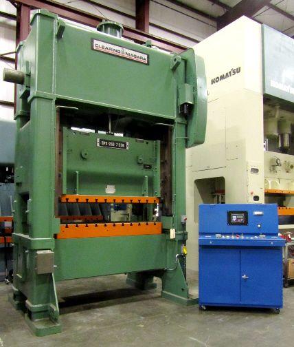 Niagara BP2-250-72-36 Max. 250 Ton