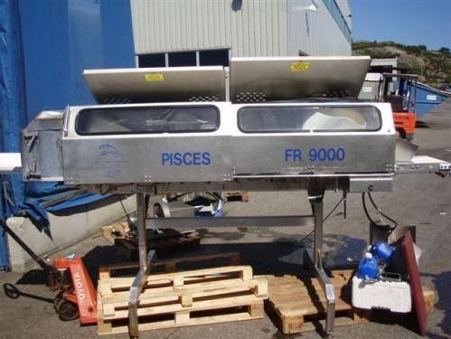 Pisces FR9000 Filleting Machine