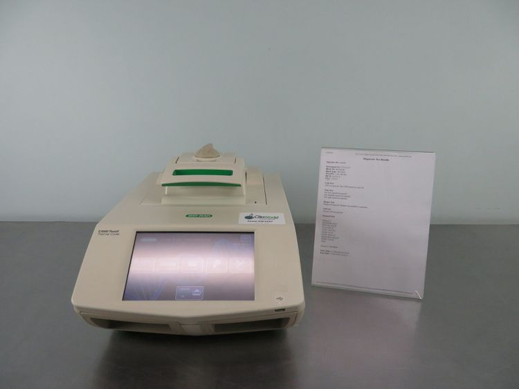 Bio-Rad C1000 TOUCH 384, THERMAL CYCLER