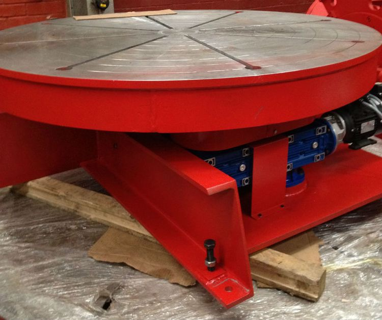 MG Used 5 Ton Welding Turntable