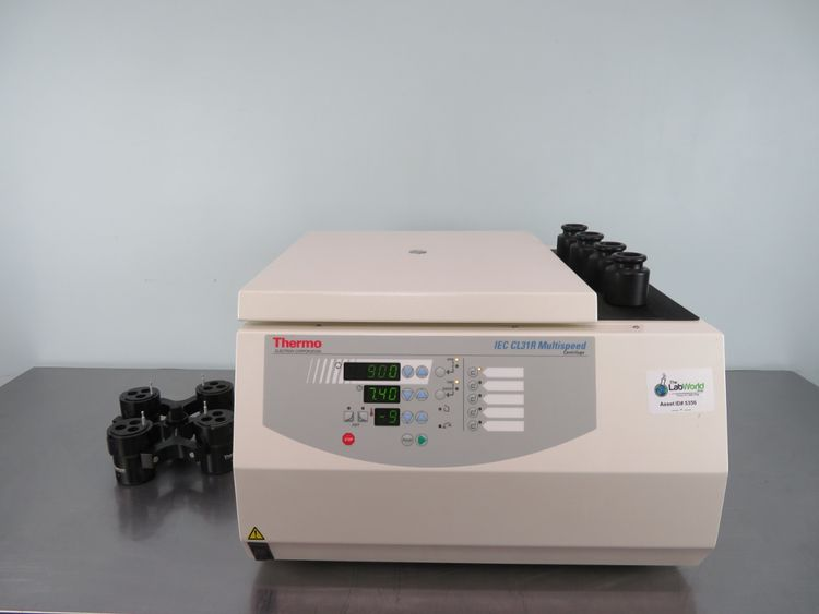 IEC, Thermo CL31R, REFRIGERATED CENTRIFUGE