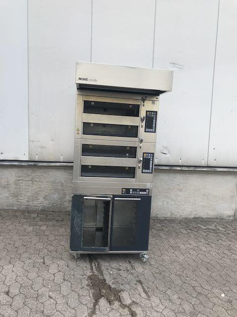Miwe Condo deck Oven