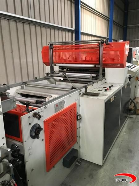 Italwork Jupiter 800 Bag making machine Shoppers