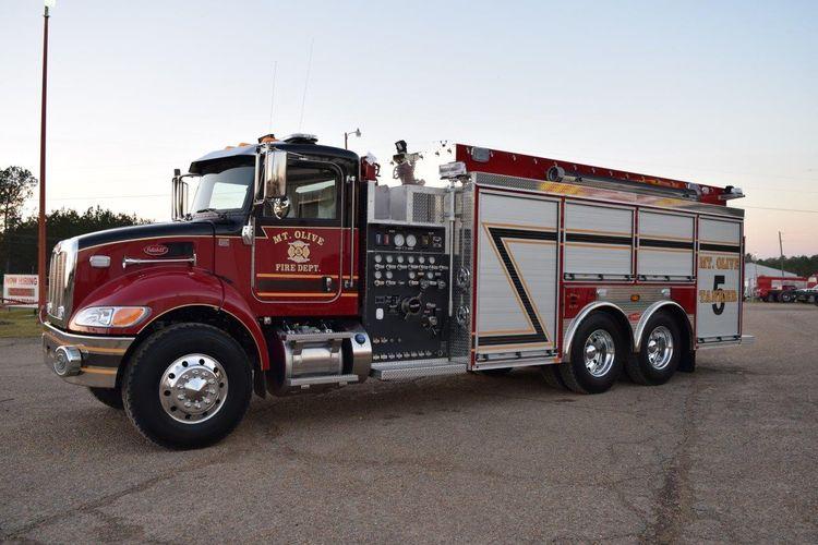 Peterbilt FIRE TRUCKS