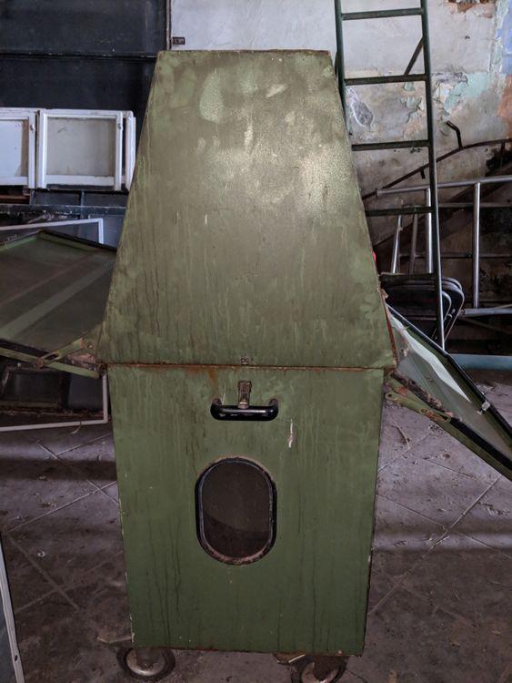 Trützschler Trützschler WAC Waste box Collector