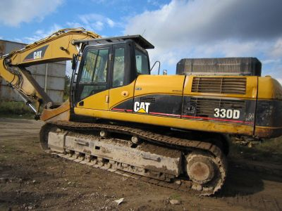 Caterpillar 330 CLN Tracked Excavators