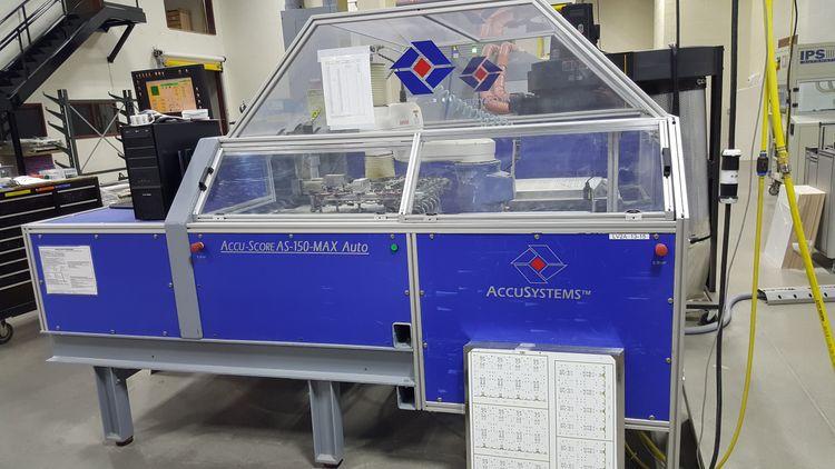 Accu-Systems Accu-Score AS-150-MAX Auto