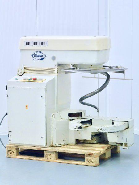 Diosna SP160 AD spiral mixer