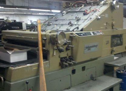 Johannisberg 41 Inch. Die Cutter Machine