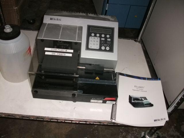 BioTek ELx405 HT2S Microplate Washer