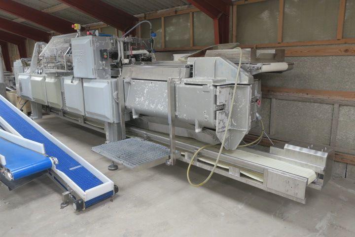 Baader 184 cod filleting machine