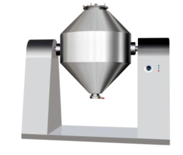 Fubang 1 Conical vacuum dryer