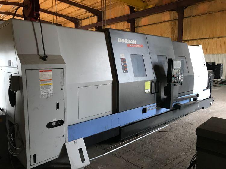 Doosan CNC (Fanuc 32i-B) 500 RPM PUMA 800LB 2 Axis