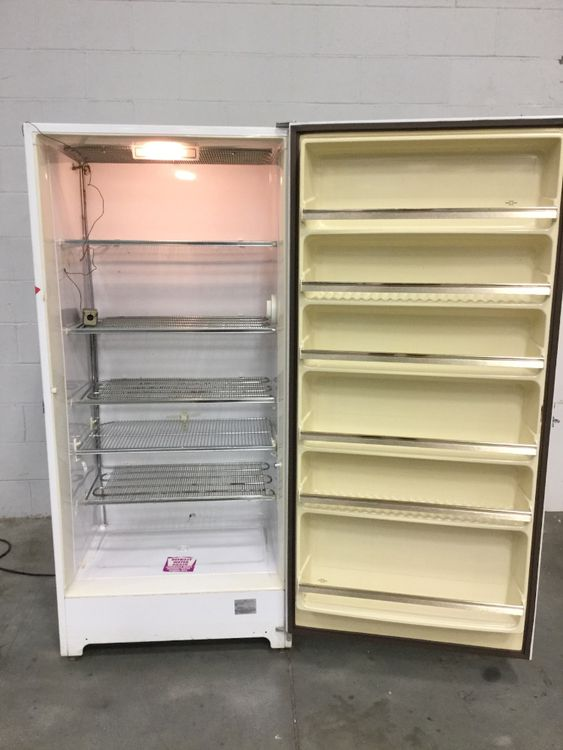 General Electric CA21DFB Laboratory Freezer