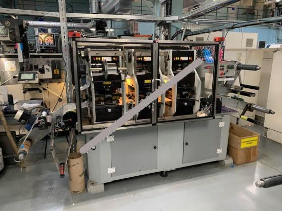 Newfoil 3500 Stamping Machine