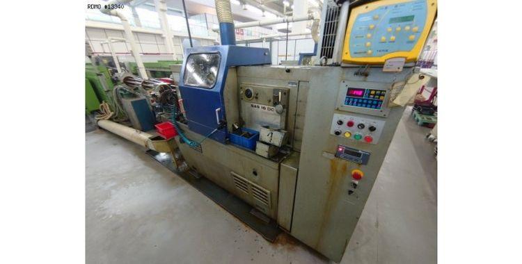 Tornos Engine Lathe 8000 rpm SAS 16 DC