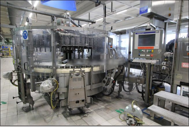 Krones Multimodule 2.400 Labeling Machine