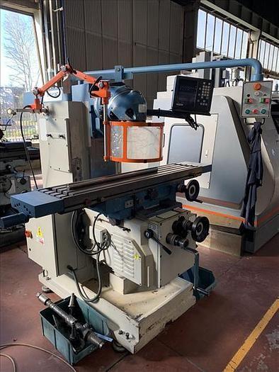 Momac FU 2 Universal Milling Machine Variable