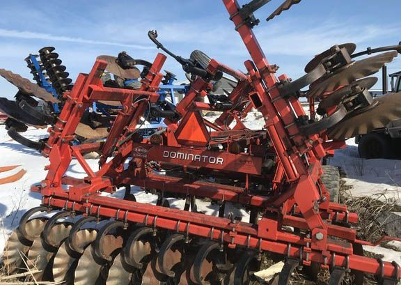 Krause, Kuhn 4850 Rippers