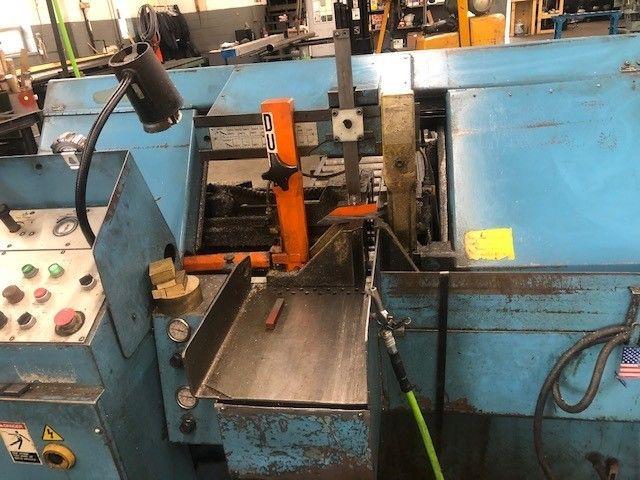 DoAll Doall C-3300 NC Horizontal Bandsaw Machine Automatic