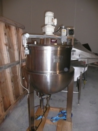 BCH Cooking and Mixing Kettle