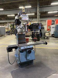 Trak DPMS3 3-Axis CNC Bed mill 5000 RPM