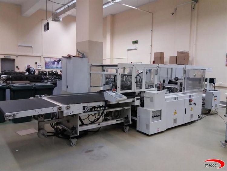 Elba SA90-07 TVB  100-650 Pauches and vacuum bag making