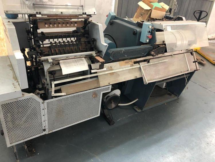 Smyth Freccia Book sewing machine