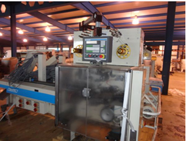 Sapal DPN6, High Speed Bunch Wrapper