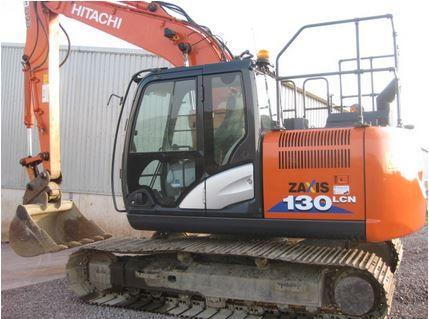 Hitachi ZX130LCN-6 Tracked excavator