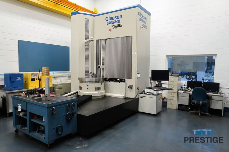 Gleason 3000GMM Sigma CNC