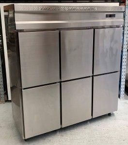 Other LSZ-180 6 Door Upright Freezer