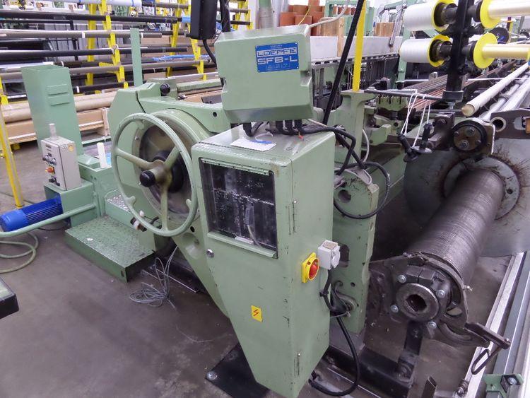 2 Sulzer P7100 390cm Dobby