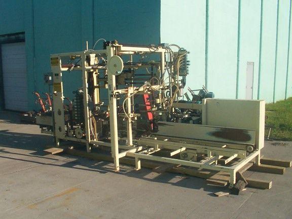 Salwasser 0B5-1 Case Packer