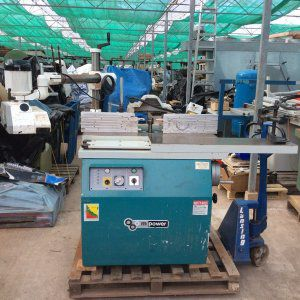 MPower SS-512TS, SPINDLE MOULDER