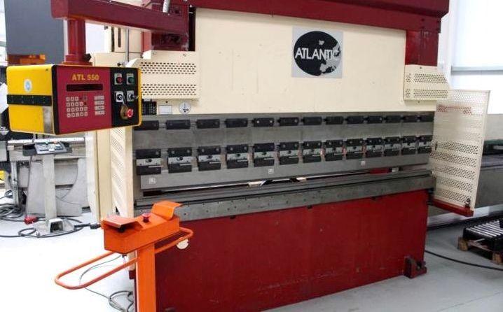 Atlantic HPT 25.100 100 Ton