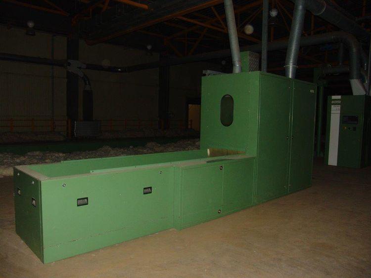 4 Rieter B-2/5 Waste Opener