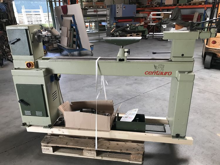 Centauro TM1200, Copying device wood turning lathe