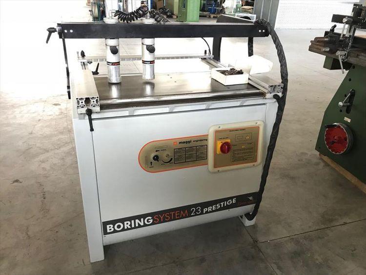Maggi Boring System 23 Prestige, Multiple drilling machine